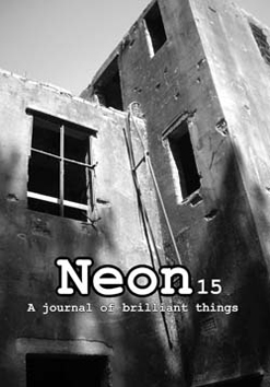 Neon Literary Magazine issue fifteen - magical realist, surreal and slipstream short stories and poetry.