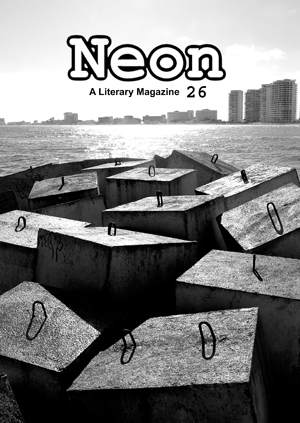 Neon Literary Magazine issue twenty-six - magical realist, surreal and slipstream short stories and poetry.