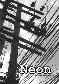 Neon Literary Magazine issue twenty-three - magical realist, surreal and slipstream short stories and poetry.