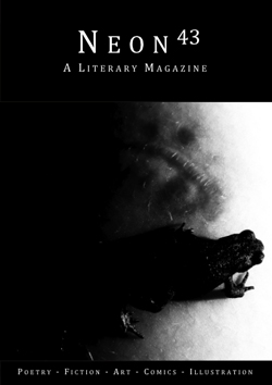 Neon Literary Magazine issue forty-three - magical realist, surreal and slipstream short stories and poetry.